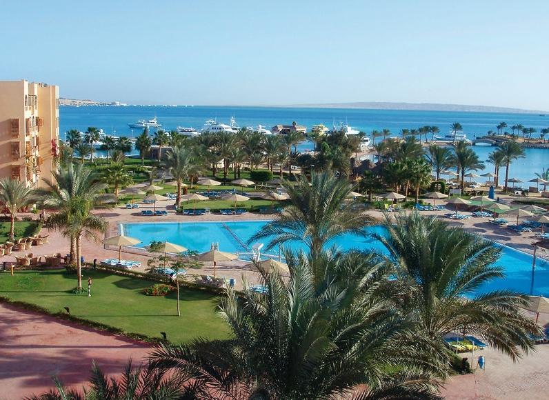 Continental resort