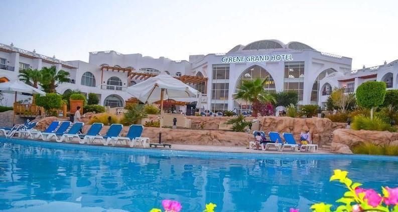 Albatros Palace ex.Cyrene Grand