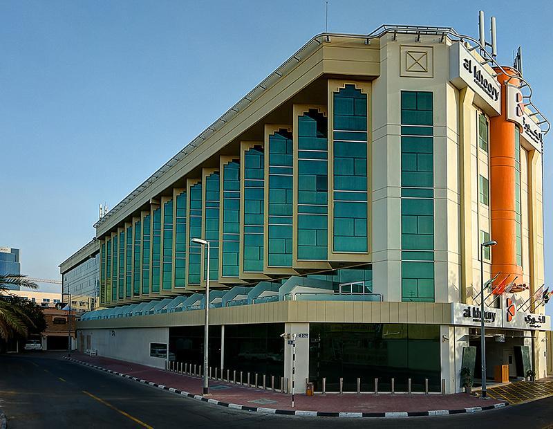Al Khoory Executive Hotel, Al Bada'a