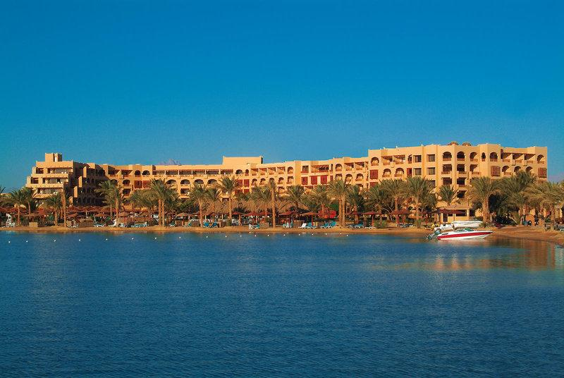 Continental resort